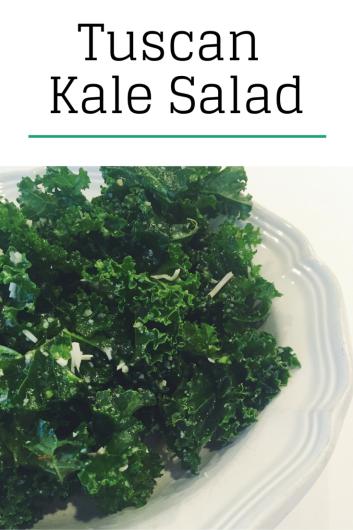 Parmesan Garlic Kale Salad-2